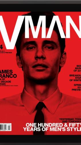 V MAN. Vanguardista con edición en España